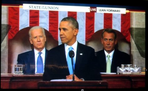 State of the Union address promotes Americanism