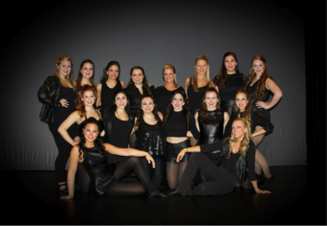 Suffolk University Dance Company steps its way to the top as a team
