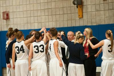 Women's Basketball loses in upset   against Johnson & Wales