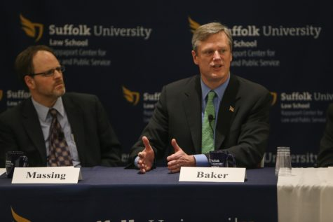 Gubernatorial roundtables continue, Baker and Grossman discuss healthcare, education