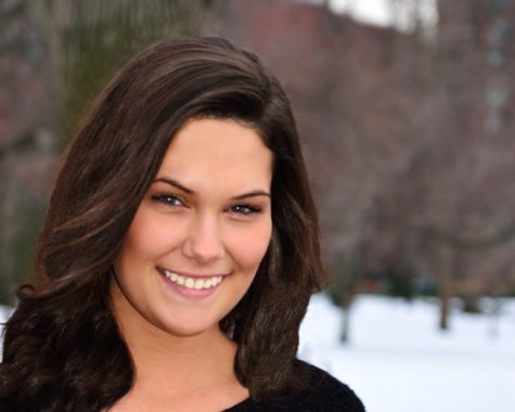 Suffolk sophomore to compete in Miss Boston and Cambridge pageant