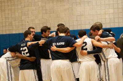 Men's basketball looking for a great end to regular season