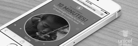 How much is 10 minutes of your time worth? UNICEF shows you, while you help children
