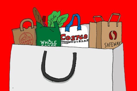 Instacart: a student's dream, groceries to your front door