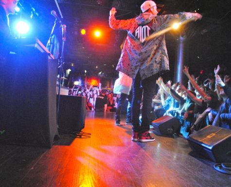 G-Eazy at Paradise Rock Club  (Photo by Soleil Barros)