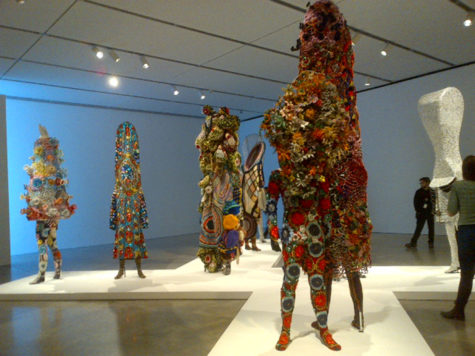 ICA hosts Nick Cave's unusual artwork