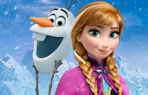 Frozen is melting away the Disney competition