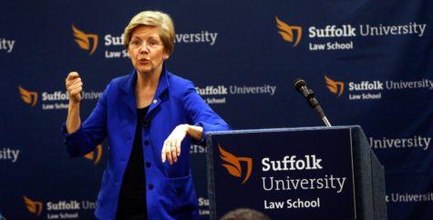 Warren denounces government profit on student loans