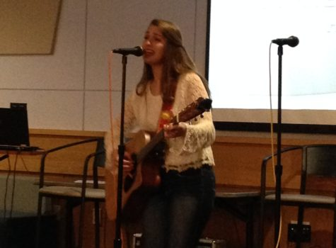 TWLOHA Suffolk show attracts local student musicians