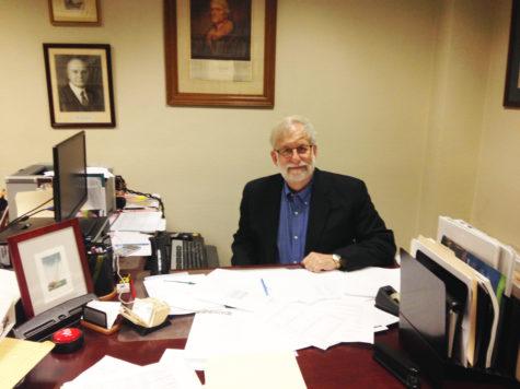 Dean Kenneth Greenberg to return to teaching next fall