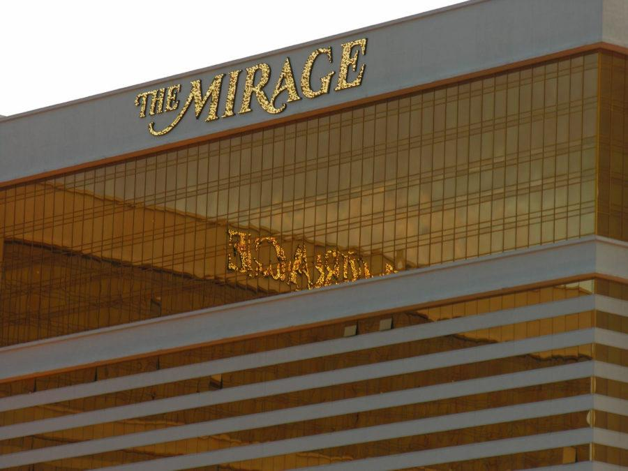 Steve Wynn, whose company Wynn Resorts won the license to open a Boston-area casino last week, also operates high profiles casinos like The Mirage in Las Vegas. (Photo by Flickr user Judy Baxter)