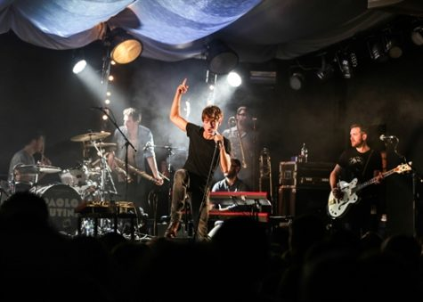 Paolo Nutini takes the stage at the House of Blues
