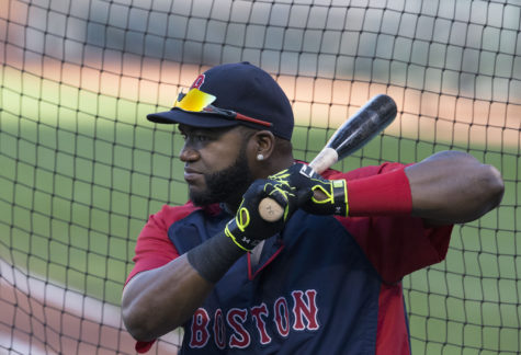 The Boston Red Sox are in last place of the American League Eastern division, and 27th in league for runs per game. (Photo by Flickr user Keith Allison)