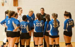 Coach Mickelson brings new hope for volleyball