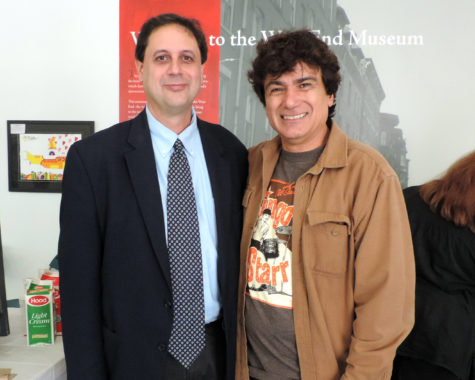 Museum commemorates Beatlemania with Suffolk instructor