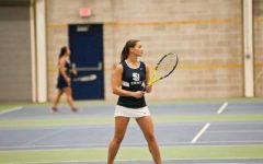 Women's tennis looking more comfortable