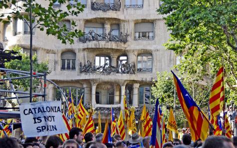 Catalonia seeking separation from Spain