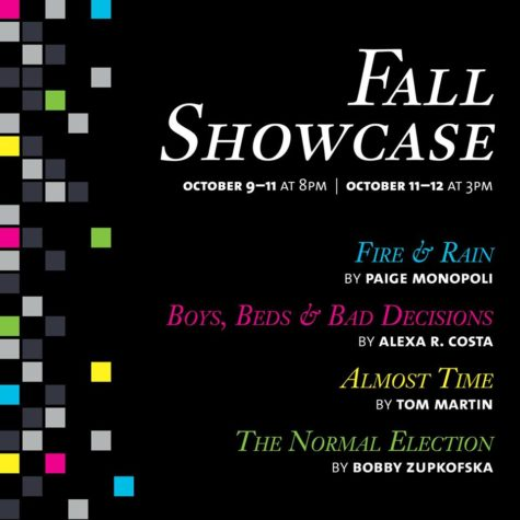 Theatre Department hosts annual Fall Showcase
