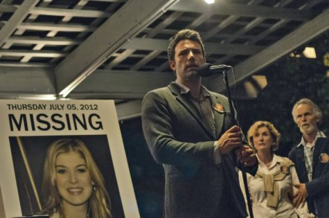 """Gone Girl"" pairs all-star cast with compelling mystery"