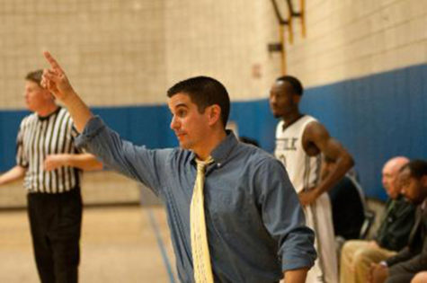 Men's basketball aims for success