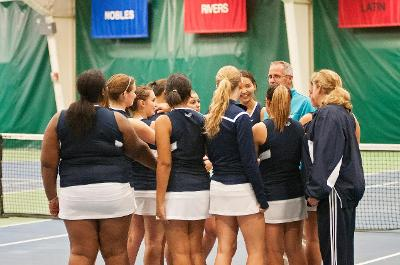 Women's tennis set for GNAC playoffs