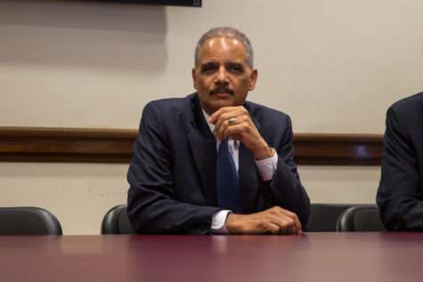 On Eric Holder's leave and complicated legacy