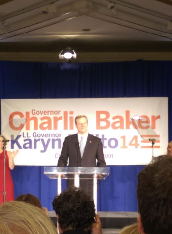 Baker surpasses Coakley to become governor