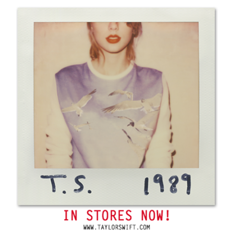 Taylor Swift takes a new direction with 1989