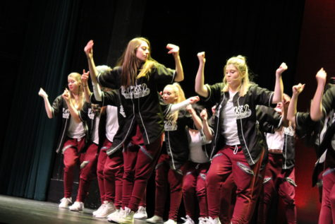 Techies Union breaks a leg in new annual show