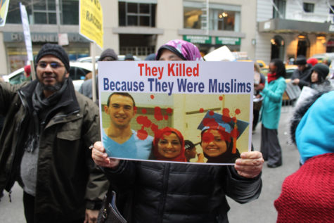 Series of hate crimes suggest  anti-Muslim bigotry, fuel outrage