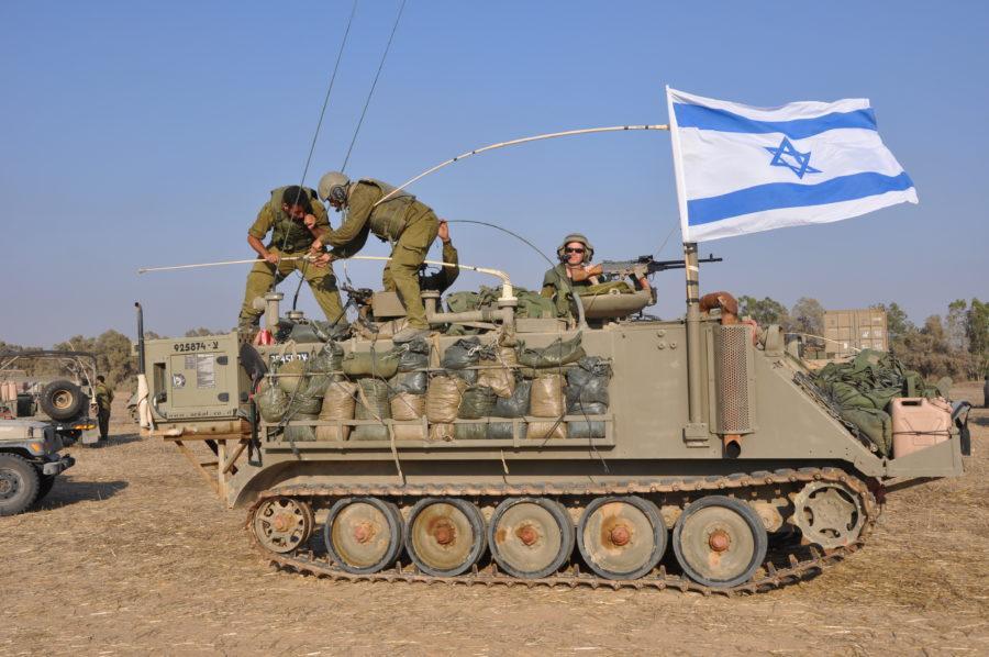 By Flickr user Israel Defense Forces
