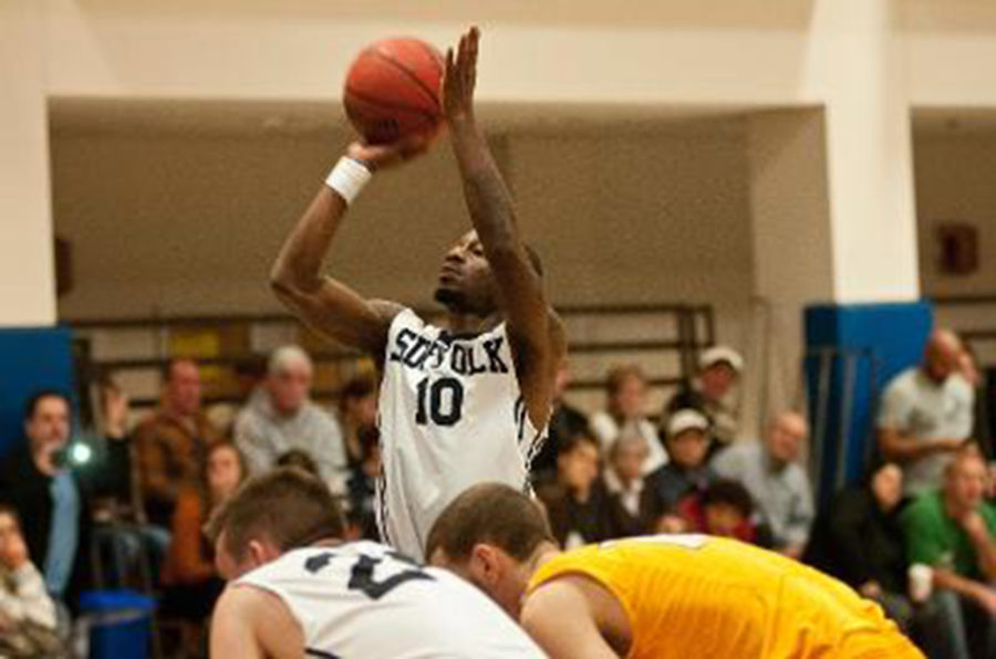 Sam Nwadike's offense taking GNAC by storm