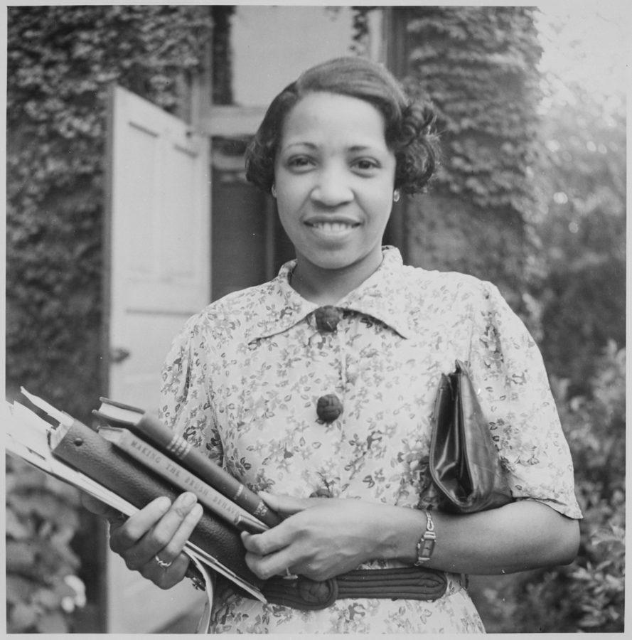 Lois Mailou Jones Courtesy of Wikimedia Commons