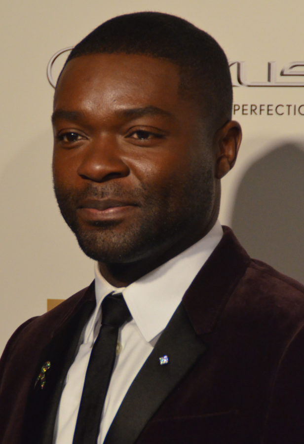 David Oyelowo, above, portrayed Dr. Martin Luther King Jr. in
