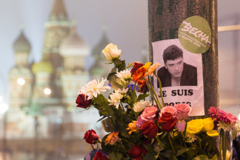 Putin critic murdered in Moscow