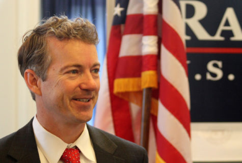 Rand Paul making the leap to 2016 GOP frontrunner