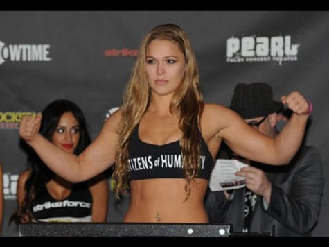 Pro Sports Column: Rousey still dominating women's bantamweight division