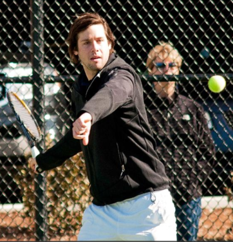 Tennis handed first defeat