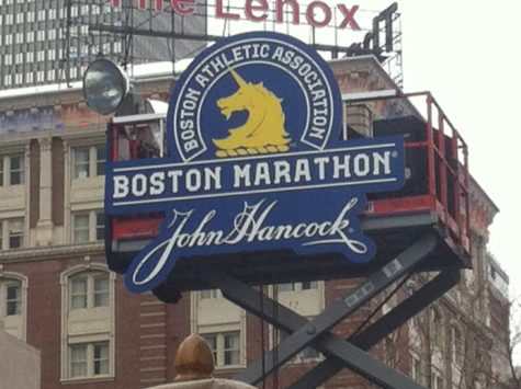 Running in the rain: Boston Marathon a success despite bad weather