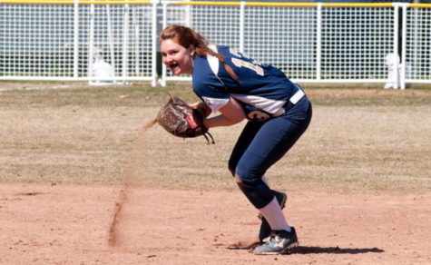 Softball wins eight straight games