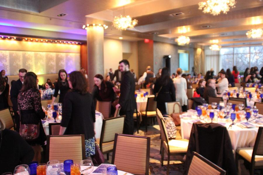 SGA Awards recognize outstanding members of community