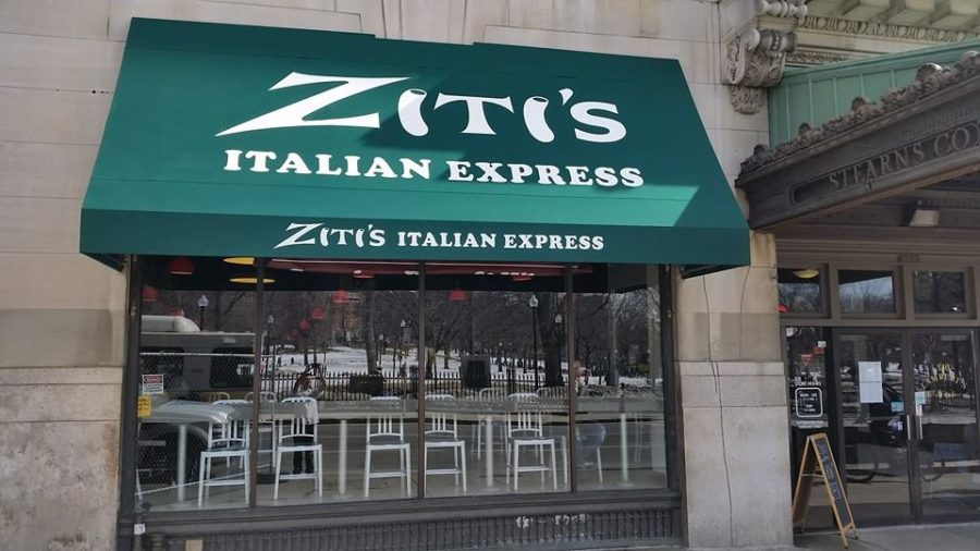 Courtesy of Ziti's Italian Express Facebook page