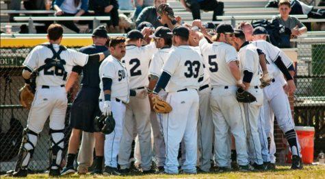 Baseball triumphant with GNAC title