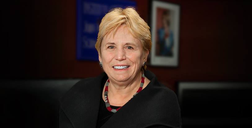 Margaret McKenna announced as next president of Suffolk University