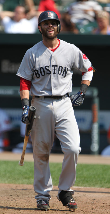 Dustin Pedroia and the Red Sox have been frustrated thus far as they sit in last place of the American League East.