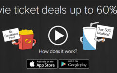 App finds discounted movie tickets, concessions
