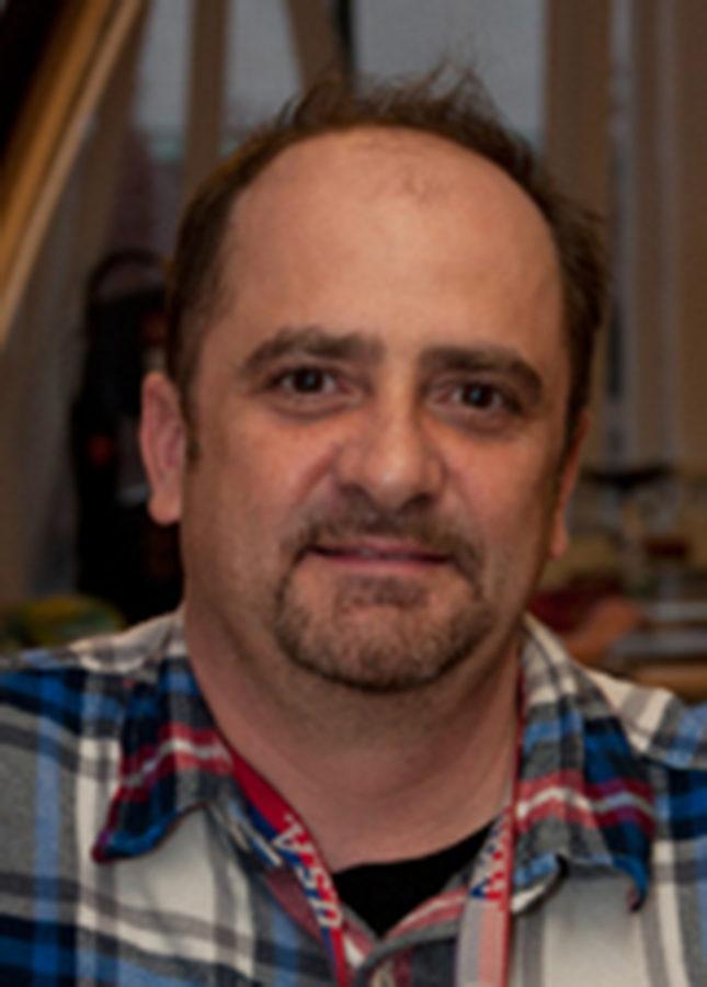 Professor Paul Andrade. Courtesy of Suffolk University.