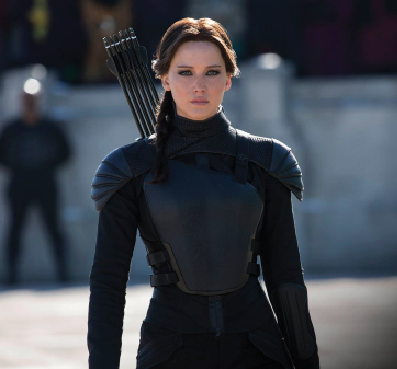 Mockingjay soars on screen