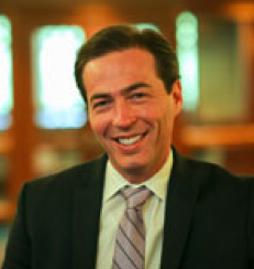 Suffolk Law Dean, Andrew M. Perlman, Courtesy of Suffolk University