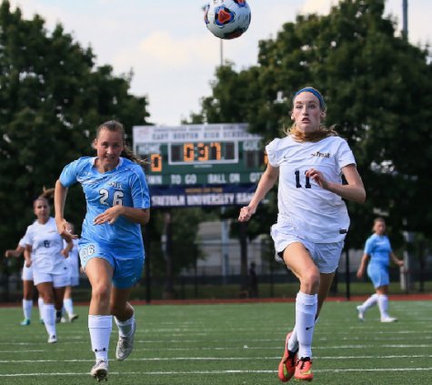 Suffolk women's soccer starts with a streak
